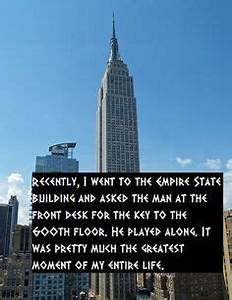 Ahh from the lighting thief to the blood of olympus for How many floors the empire state building have