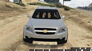 Gta 5 Chevrolet Captiva 2010