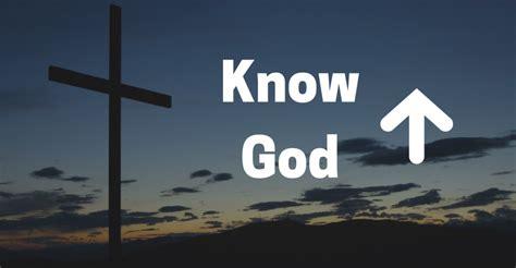 Know God - LWCF