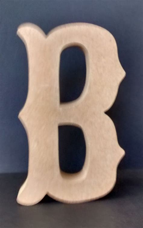 standing wooden letters home decor  large wooden