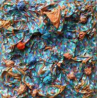 Mixed Media Abstract Art Paintings