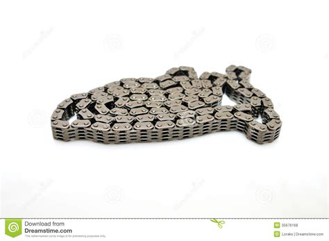car engine timing chain royalty  stock  image