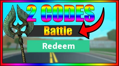strucid codes  roblox codes youtube
