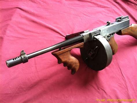 thompson machine gun hd pro  recordist