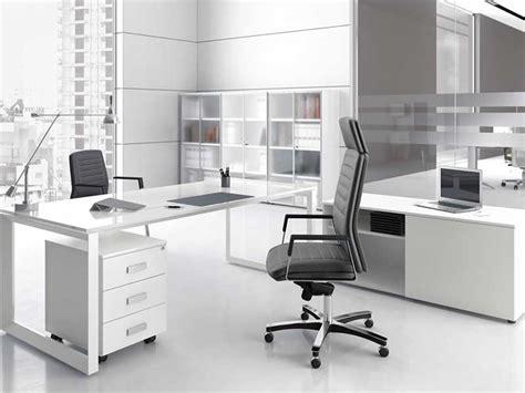 bureau de direction blanc bureaux de direction verre i bureau