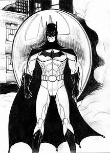 New 52 Batman by The-Penciler on DeviantArt