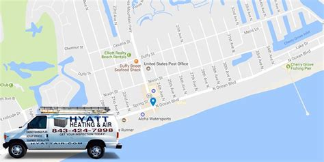 cherry grove sc air conditioning heating cooling