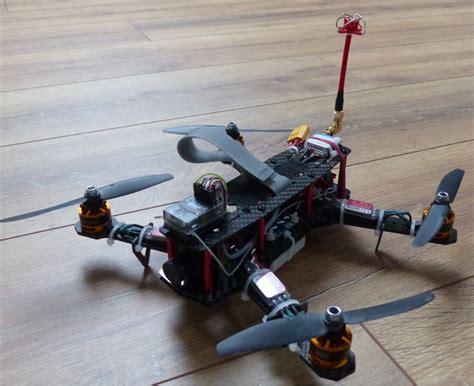 H250 Zmr250 250mm Carbon Fiber Frame Kit Rc Drone Fpv