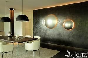 Moderne Wohnzimmer Wandgestaltung : wandgestaltung wohnzimmer wandgestaltungen ~ Michelbontemps.com Haus und Dekorationen