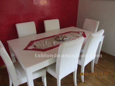 tablon de anuncios mesa comedor blanca ikea blanco grande