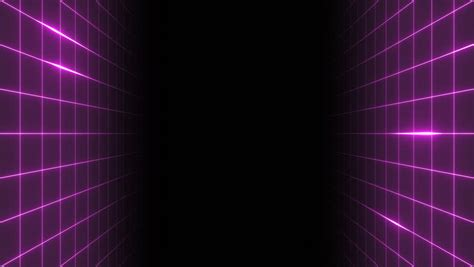 retro futuristic  synthwave grid background stock