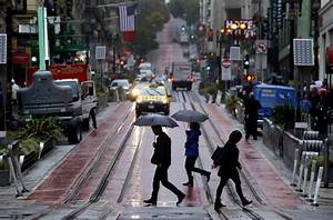 Rain in Bay Area to intensify Tuesday as snow pounds ...