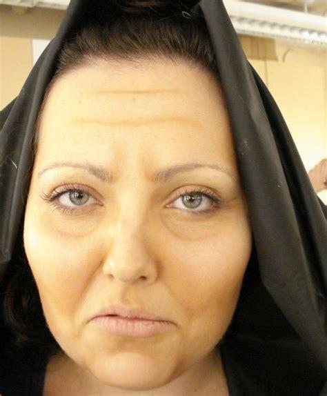 Old Age  Bella M's Theatre Makeup Morgue