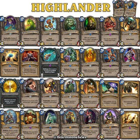 top tier decks hearthstone standard 17 best images about hearthstone on