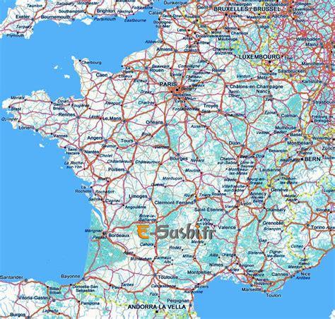 Carte Des Autoroutes Du Centre De La by Infos Sur Carte Autoroute 2016 Arts Et Voyages