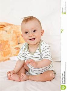Laughing Baby Boy Royalty Free Stock Photo - Image: 26502165