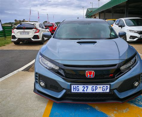 New Honda Civic Type R Arrives In South Africa Detuned