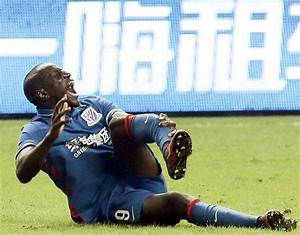 Demba Ba | Familiar faces in the Chinese Super League ...