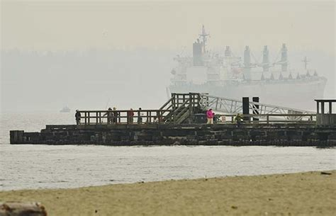 At times, that smoke will be back and be a little thicker in the. Air quality advisory issued for Metro Vancouver and other parts of B.C.   Vancouver Sun