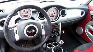 Mini Cooper Interieur : 2002 mini cooper red stock lc35344 interior youtube ~ Medecine-chirurgie-esthetiques.com Avis de Voitures