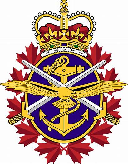 Canadian Forces Emblem Svg Wikimedia Commons Wikipedia