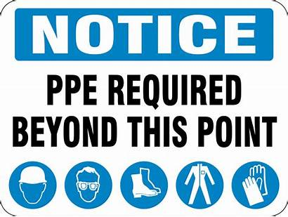 Ppe Safety Equipment Protective Personal Required Health