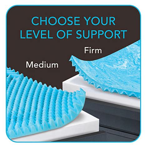 big lots mattress topper beautyrest 174 2 quot gel memory foam mattress topper big