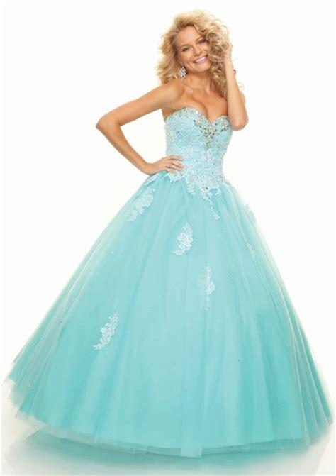 light blue evening gown a line sweetheart floor length light blue prom dress with