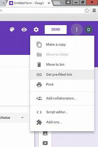 On Google Forms  Can I Set A Default On A Radio Button