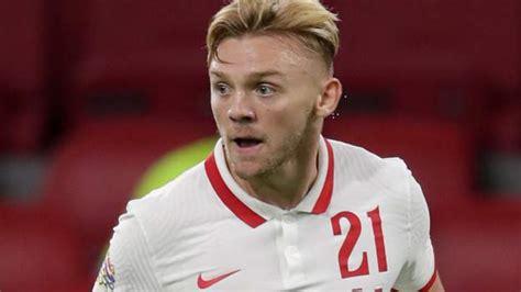 Kamil Jozwiak: Derby County sign Lech Poznan winger for ...