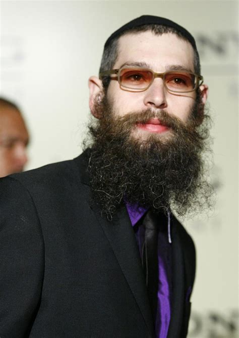 Matisyahu Shaves Beard Before And After [photos