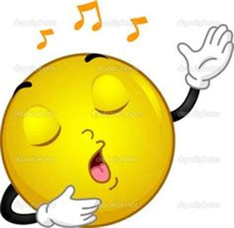 singing emoji 1000 images about emoticones on smileys emoticon and smiley faces