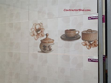 kajaria kitchen wall tiles catalogue kajaria contractorbhai 7622