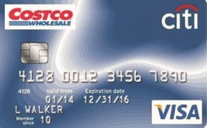 The standard variable apr for purchases is 15.24%, and also applies to balance transfers and citi flex plan. Costco Credit Card from Capital One, Signup and Reviews ...
