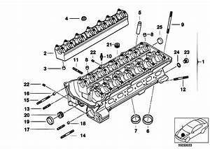 Original Parts For E36 323i M52 Touring    Engine   Cylinder