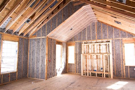 insulating a cathedral ceiling from the outside fiber lite cellulose insulation the solution for