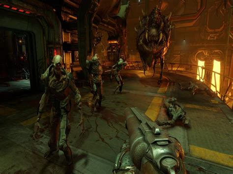 Doom 2016 has been on game pass before back in 2018 before it was removed, but you'd think that bethesda and microsoft could just bring it back whenever they like, what with the. DOOM (2016) download PC