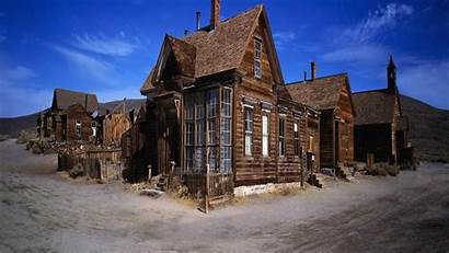 Ghost Town Wallpapers Towns Abandoned Background Western