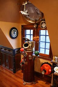 Victorian Steampunk Home Decor