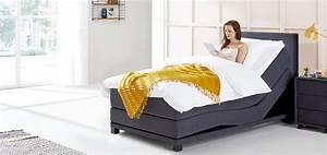 Elektrisch Verstellbares Bett : einzelbett kaufen swiss sense kostenlose montage ~ Whattoseeinmadrid.com Haus und Dekorationen