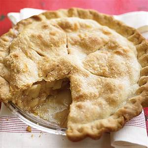 Apple Pie, Recipe from Everyday Food, November 2006