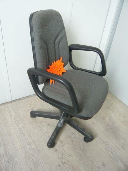 occasion mobiliers de bureau fauteuil avec accoudoirs d occasion