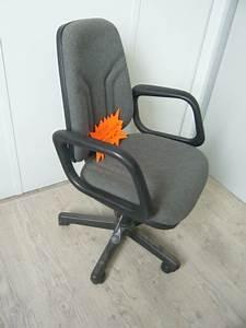 Fauteuil D Occasion : occasion mobiliers de bureau fauteuil avec accoudoirs d 39 occasion ~ Teatrodelosmanantiales.com Idées de Décoration