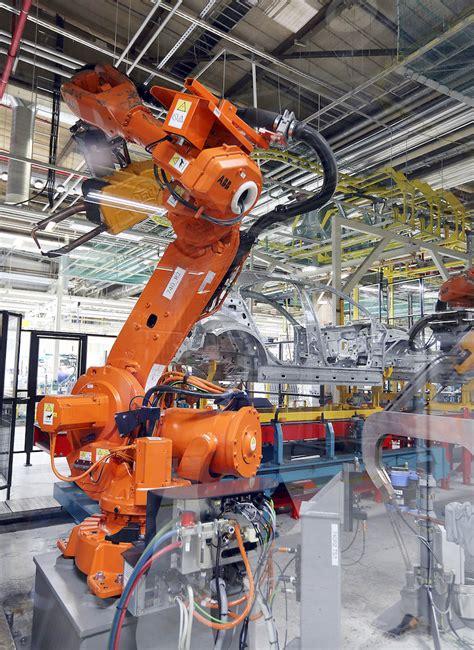 Automotive robotics market forecast to reach $6 billion by ...
