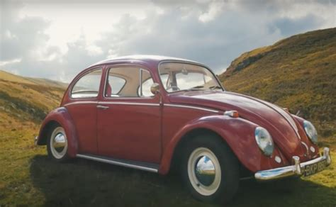 Beautiful Classic Vw Beetle Converted To 100% Electric