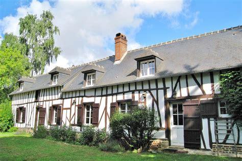 maison 224 vendre en picardie oise villers sur bonnieres 232 re normande sur un terrain paysag 233