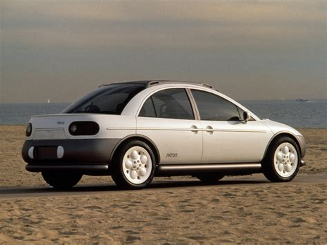 Dodge Neon Concept 1991 Old Concept Cars