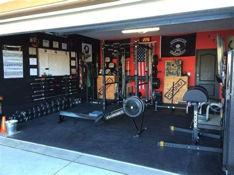 gym garage rogue crossfit castro awesome cave diy gyms youtu