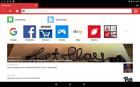 opera mini 20 version available with smarter and