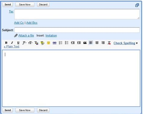 email print blank email format pictures to pin on pinsdaddy